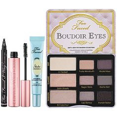 Too Faced - Cause A Scandal -  #sephora