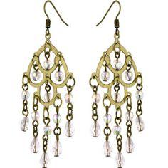 Two Golden Rings: Bead Chandelier Earrings | Bead Chandelier Earrings Shop