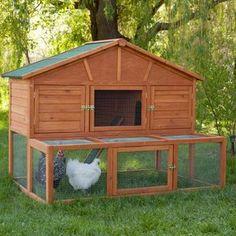 Boomer & George Haven Chicken Coop