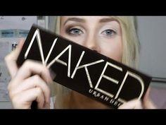 Naked Palette tutorial - YouTube