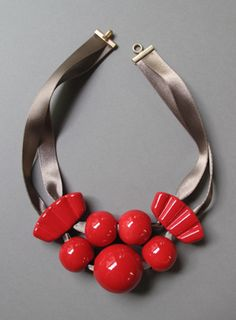 Rouge Marion Vidal necklace