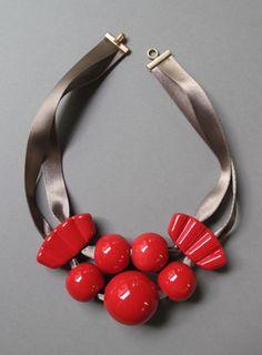 Rouge Marion Vidal necklace