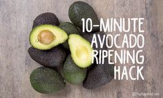 The consensus is in: avocados are delicious and quite versatile. You can spread avocado on toast, toss it on your salad or in your next smoothie, whip up a