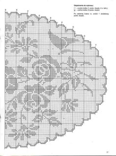 Gallery.ru / Фото #135 - Filet Crochet pour Point de Croix 2 - Mongia