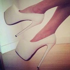 Estupendos zapatos de mujer de noche 2015