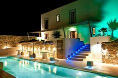 Luxury villas in the word