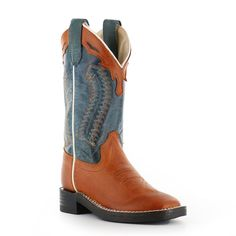 Cody James® Children's Broad Square Toe Western Boots