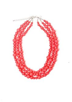 Be BOLD, bright and brilliant in our Calypso Statement Necklace! www.myinitials-inc.com/21812