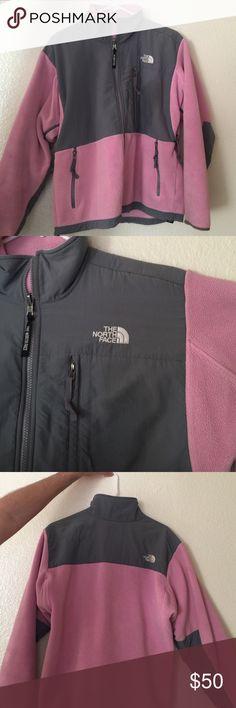 The North Face fleece jacket Women's pink North Face fleece jacket. North Face Jackets & Coats
