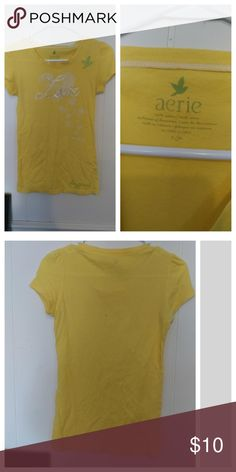 Arie shirt size small Excellent condition Aeropostale Tops Tees - Short Sleeve