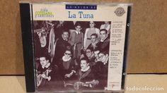 LO MEJOR DE LA TUNA. SERIE VIDA COTIDIANA. CD / PERFIL - 1990. 12 TEMAS / LUJO.