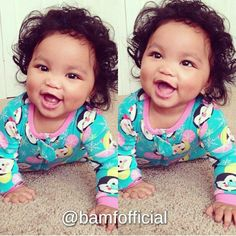Black Metisse Fashion | Cute baby @Andrea Black & Metissé fashion