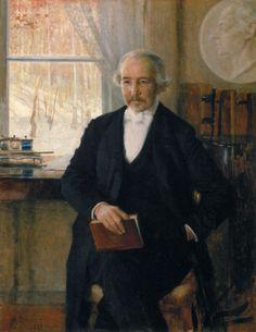 Zachris Topeliuksen Muotokuva (1889)
