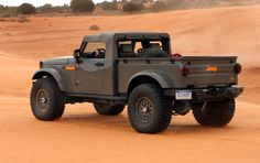 Brute JEEP...this is cool, like the top.