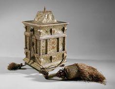 Toilette box, Venice, 1550