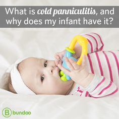 Before you put teething rings in the freezer for your baby, learn about a condition called cold panniculitis.