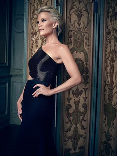 Megyn Kelly at the #VFOscarParty. Photo: Mark Seliger
