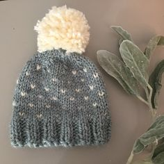 Cozy Winter Hat With Hearts, Many Colors Available by jillenasue on Etsy https://www.etsy.com/listing/491645281/cozy-winter-hat-with-hearts-many-colors