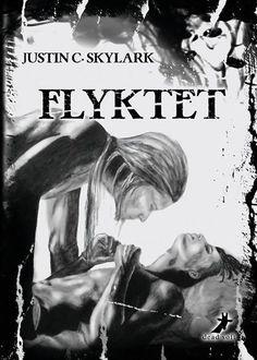 "Roman ""Flyktet"" (dead soft verlag), gay book"