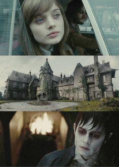Dark Shadows Movie- Victoria and Barnabas