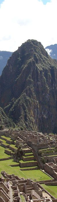 Machu Pichu - Peru   One day I will visit!