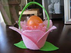 Favorite Felt Easter Basket