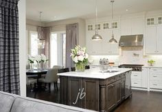 Kimbark - contemporary - Kitchen - Toronto - Jennifer Brouwer (Jennifer Brouwer Design Inc)