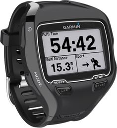 Garmin 910XT - Track your swim, bike and run workouts with precision