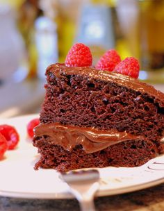 Betty Crocker Devil's Food Cake