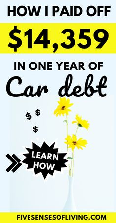 Wondering how to pay off your car loan faster? Don't miss these money saving tricks and hacks to eliminate your car loan debt quickly Financial Peace, Financial Tips, Ways To Save Money, Money Tips, Money Hacks, Money Savers, Paying Off Car Loan, Money Envelope System, Paying Off Credit Cards