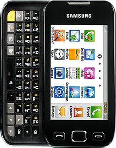 Samsung GT-S5330 Wave 533 Black http://www.rekbes.com/2016/12/samsung-gt-s5330-wave-533-black.html  Новый смартфон S5330 — это комплексное решение, позволяющее жить насыщенной, полной общения жизнью в современном мире. Функция интегрированной отправки сообщений включает все виды связи: SMS, электронные письма, сообщения в социальных сетях, службах мгновенных сообщений и т. д. Превосходные медиавозможности устройства не дадут скучать в пути — неважно, хотите Вы послушать музыку…