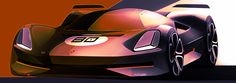 Porsche Le Mans Series on Behance