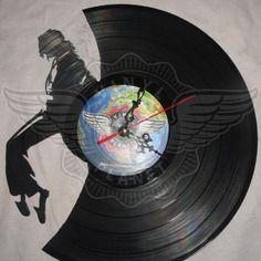 22,00 € Horloge vinyle décoration Michael Jackson