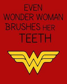 Superhero Reminder