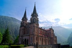 Several areas of Asturias, Spain. Pictures at Covadonga and Covadonga lakes, Ribadesella and many areas of pure nature