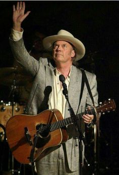 Neil Young in Nashville