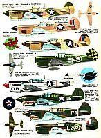 Curtiss P-40 Kittyhawk (136+) Page 17-960