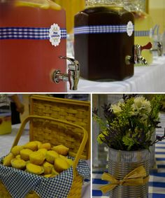 Country Chic Wedding Shower