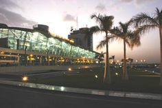 Cairo Airport (Egypt).......seen this place alot!