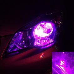 Amazon.com: Senzeal 20 PCS 5050 5-SMD 194 LED Bulb T10 LED Clearance Lights 921 168 912 161 W5W Bulb for Tail Light Pink Purple: Automotive
