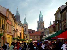 "Saatchi Online Artist: Trevor Butcher; Photomanipulation, 2012, Digital ""Lublin Cityscape"""