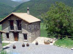 Casa Pallarazo,Casas rurales (alquiler íntegro),Ligüerre de Ara,Fiscal,Huesca,España