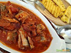 Brodetto d'anguilla alla comacchiese  #ricette #food #recipes