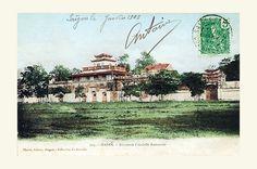 HANOI - Ancienne Citadelle Annamite   by manhhai