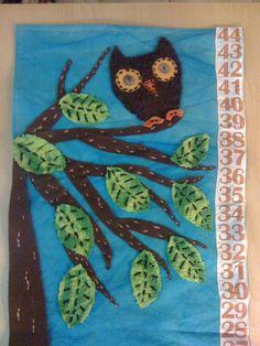 owl grow chart