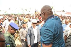Trends and Politics  : Wike to International Community : Focus on Rivers ...
