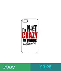 Cases & Covers The Big Bang Theory Fun Quotes Case For Iphone Ipad Samsung Galaxy Cover 416 #ebay #Electronics