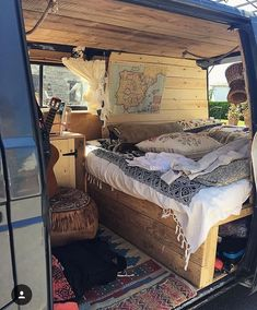 Ideas For Camper Van Conversions(33)
