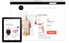 SHOPIFY Ecommerce Software, Online Store Builder, Website Store Hosting Solution- Free 14 day Trial by Shopify.