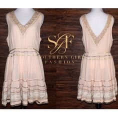Free People Dresses - FREE PEOPLE Dress Fiesta Friday Homecoming Party